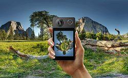Kamerka hravě pořídí 360° fotky nebo panoramata. Test Acer Holo 360
