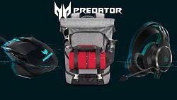 Seznamte se s Predator doplňky pro váš desktop nebo notebook