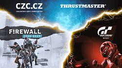 CZC.cz turnaj v netradičních hrách na For Games ve spolupráci s Playstation a Thrustmaster