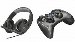 [SOUTĚŽ] Vyhrajte headset nebo ovladač od Trust a mnohem více od Big Shock!