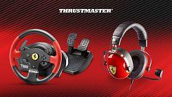 Ferrari mezi sluchátky! Americké letectvo také zanechalo svou stopu