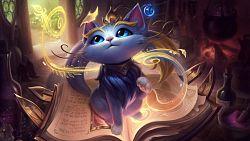 Nový šampion: Yuumi, magická kočka