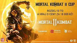 Rozdrťte své protivníky v Mortal Kombat 11 Cupu a vyhrajte luxusní monitory od ZOWIE
