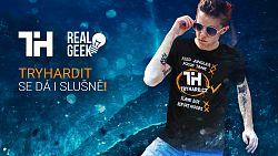 Kup si Tryhard tričko a ukaž světu, že jsi součástí gamingové komunity!