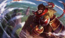 Úpravy Wukonga a další změny na PBE