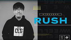 Rush se zhostí v CLG nové role