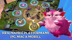 Dnes oficiálně vychází TeamFight Tactics na mobily