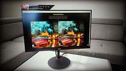 Herní IPS monitor se 144Hz a 1ms odezvou takový je Acer Nitro XV272