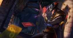 [LoR] Nové karty: Twisted Fate