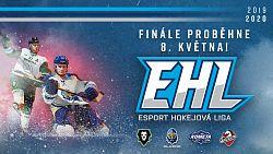 Finále Esport hokejové ligy o 150 000 Kč už tento pátek