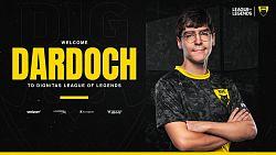 Dardoch podepsal konrakt s Dignitas