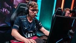Patrik narazí na G2 Esports, Fnatic se pokusí probudit