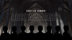 Udílení cen LCK Awards 2020