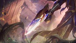 Victorious skin nejspíše dostane Lucian, hráči od platiny výš obdrží chromu navíc