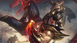 Obsidian Dragon Sett Prestige Edition, nová truhla a další změny na PBE