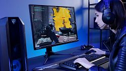 Acer představil monitory pro práci i zábavu a unikátní překladač pro hráče