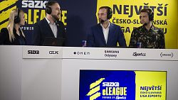 Finále Sazka eLEAGUE sledoval na Twitchi rekordní počet diváků