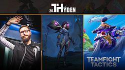 Novinky z uplynulého THýdne: Bjergsen končí, nové postavy pro Wild Rift a TFT patch