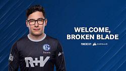SwordArt opouští po finále Worlds Suning, Broken Blade míří z TSM do Schalke 04