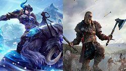Easter Egg v Assassin's Creed Valhalla odkazuje na League of Legends