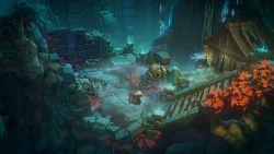 Riot ukázal gameplay singleplayerovky Ruined King v novém traileru