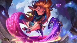 Nové karty: Zoe