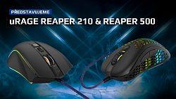 Hama uRage Reaper – herní myši se skvělým poměrem ceny a vybavenosti