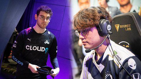 Freezův tým ztratil první místo v LCS, Cloud9 podlehli Liquid