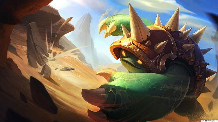 Rammus ve Wild Riftu - Proč se liší od PC verze?
