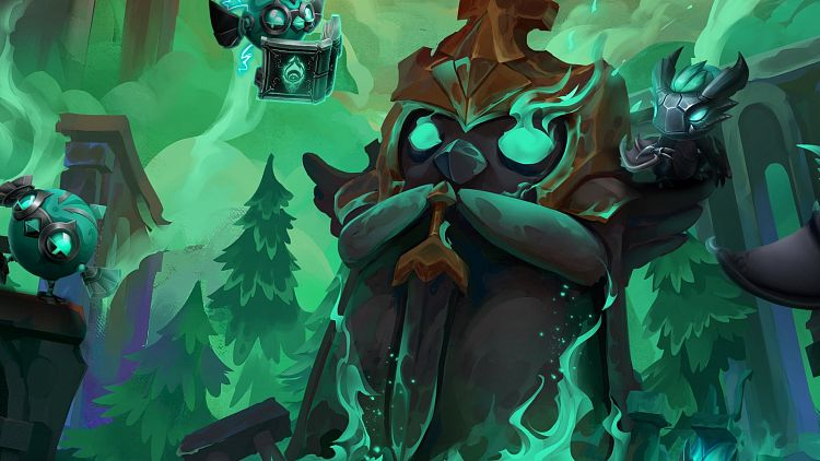 TFT 11.9 Mid-Patch notes