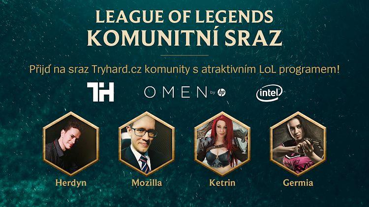 League of Legends komunitní sraz - jedinečná LoLkařská akce