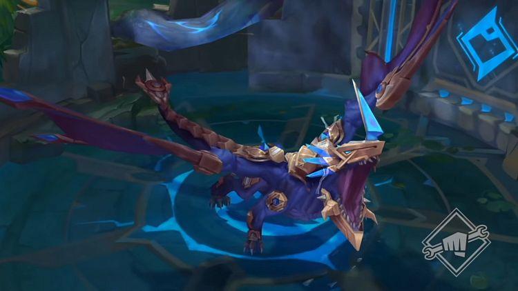 Předsezóna přinese dva nové draky a portály na Summoner's Riftu
