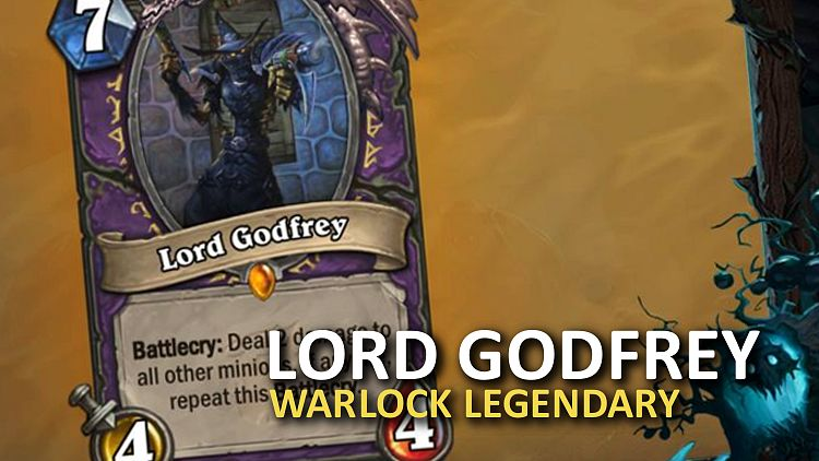 Nová Legendary karta pre Warlocka je ultimátne Defile
