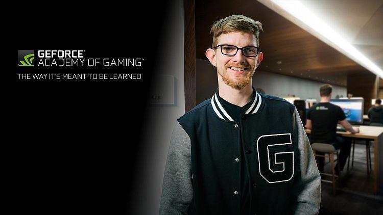 NVIDIA rozšiřuje své vzdělávací centrum o herní obor