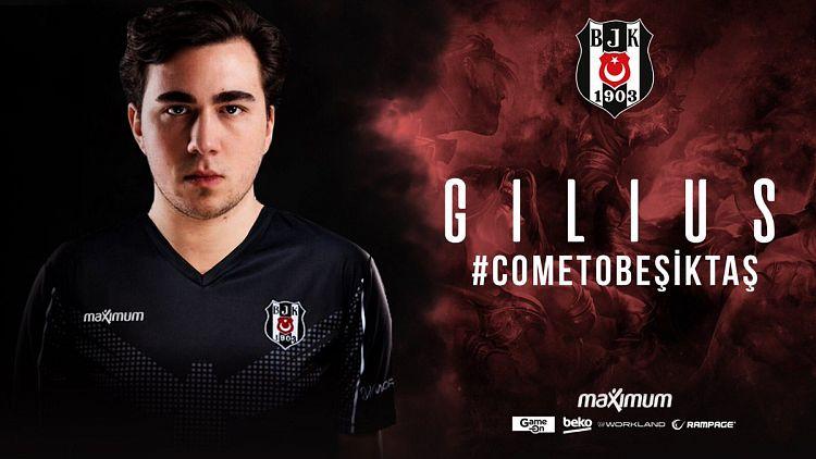 Gilius nebude hrát v LEC, Pobelter našel nový tým, Optic má již druhého junglera
