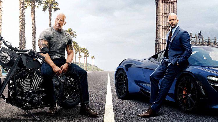 Právě v kinech: Rychle a zběsile: Hobbs a Shaw