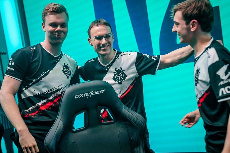 Vzestup Vitality, G2 Esports se osamostatnili na vrcholu