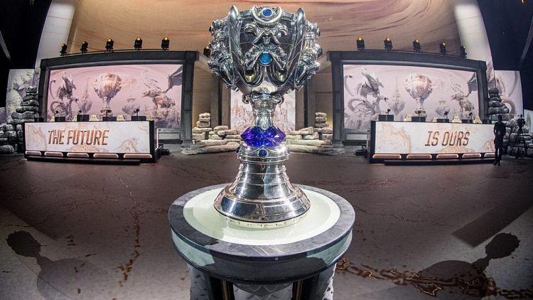 Evropský tým se podívá do finále Worlds!