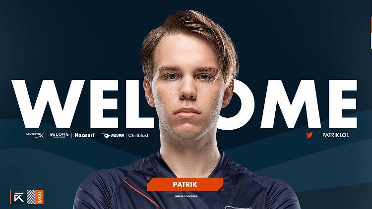 Patrik našel nový tým, Amazing se vrací do Evropy