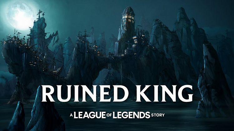 Riot oznámil dvě singleplayerové hry - Ruined King a CONV/RGENCE