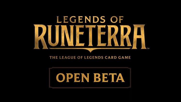 Legends of Runeterra brzy spustí otevřenou betu