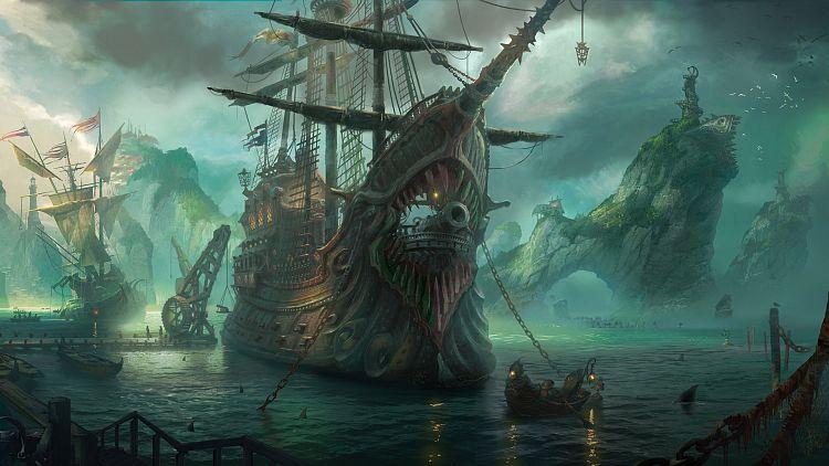 [Legends of Runeterra] Jak by mohl vypadat Bilgewater balíček?