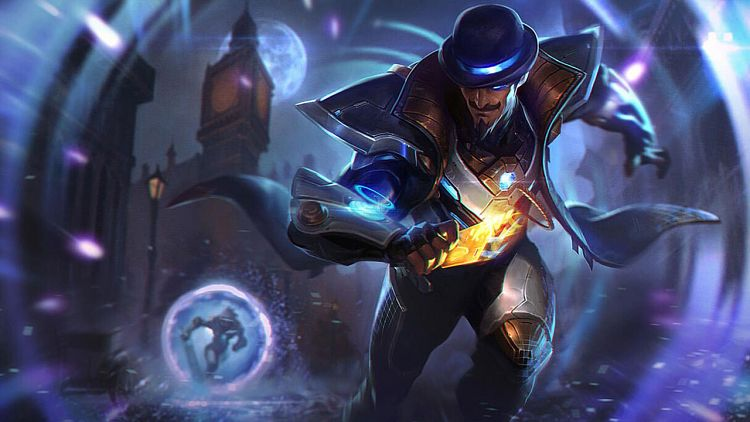 TFT 10.9 Patch notes