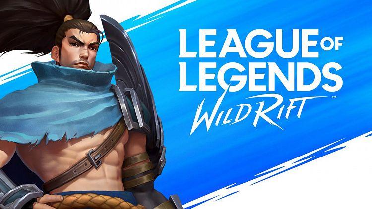 Mobilní League of Legends: Wild Rift se začíná testovat