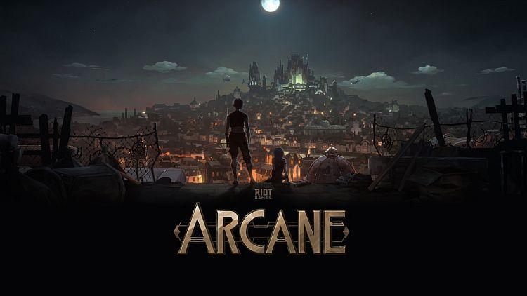 Animovaný seriál Arcane se odkládá