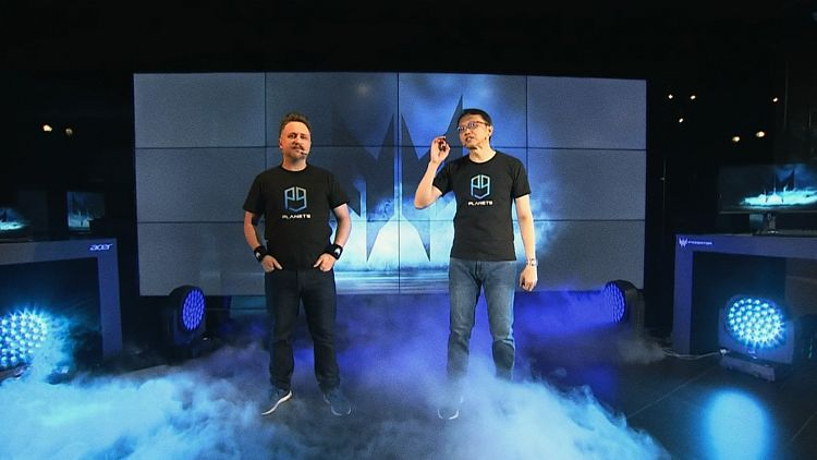 Acer ukázal budoucnost notebooků - kreativní myšlení a odolnost