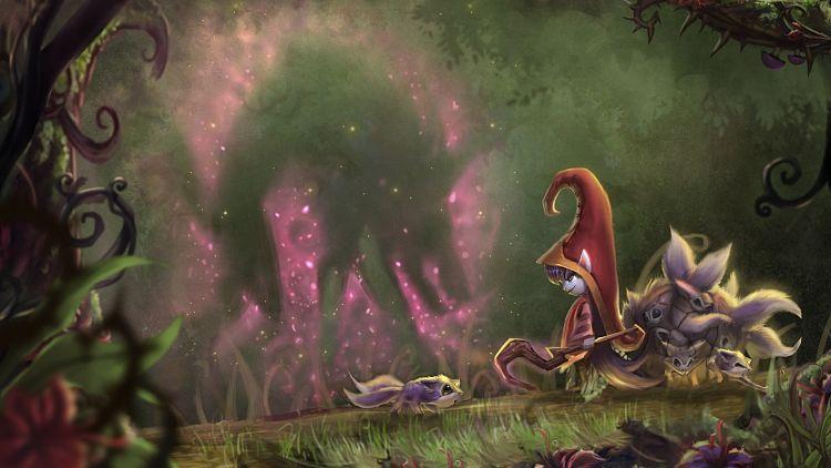 [Nové karty] Lesní zvířátka z Ionie