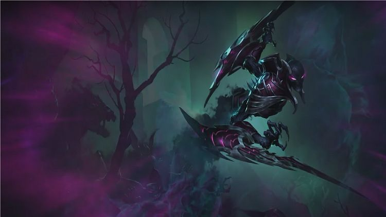 [LoR] Nové karty: Nocturne