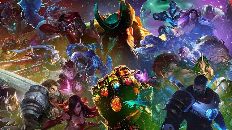 Avengers z League of Legends: kteří šampioni by mohli nahradit slavné hrdiny