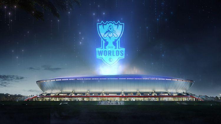 Na finále Worlds mohou přijít diváci, vstupné bude zdarma